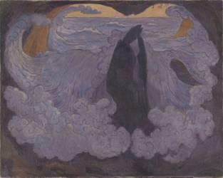 La Vague violette (Lacombe Georges (dit), Lacombe...) - Muzeo.com