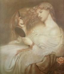 Lady Lilith (Rossetti Dante Gabriel) - Muzeo.com