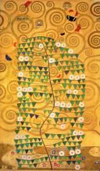 The Tree of Life (Frieze of the Stoclet villa) (Gustav Klimt) - Muzeo.com