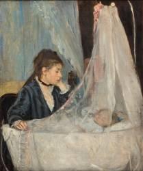 Le berceau (Berthe Morisot) - Muzeo.com