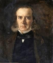 Le docteur François-Firmin Morisson (1820-1879), ancien adjoint au maire de Lille (Carolus-Duran) - Muzeo.com