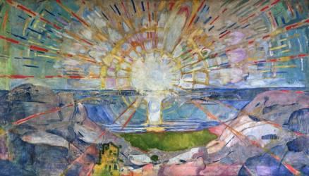 The Sun (Munch Edvard) - Muzeo.com