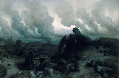 The Enigma (Doré Gustave) - Muzeo.com