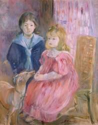 Les enfants de Gabriel Thomas (Morisot Berthe) - Muzeo.com