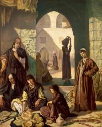 Les marchands du Caire (Bernard Emile) - Muzeo.com