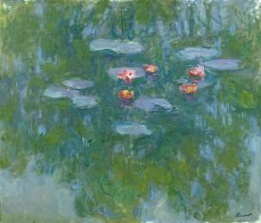 The Waterlilies (Claude Monet) - Muzeo.com