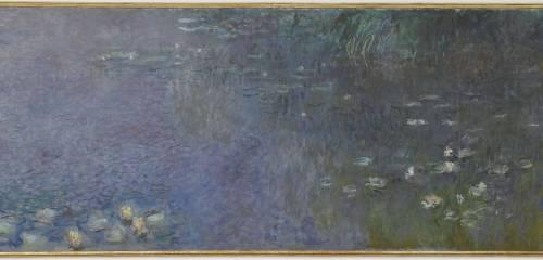 Les Nymphéas : Matin (Monet Claude) - Muzeo.com