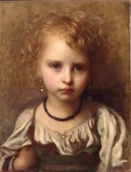 Mona Luccia (Hébert Ernest Antoine Auguste) - Muzeo.com