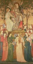 Music (Burne-Jones Edward) - Muzeo.com