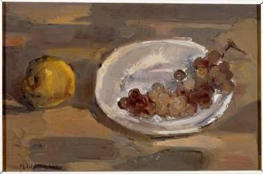 Nature morte aux fruits (Blanchard Maria) - Muzeo.com