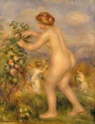 Ode aux fleurs (Renoir Auguste) - Muzeo.com