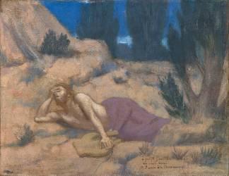 Orphée (Puvis de Chavannes Pierre) - Muzeo.com