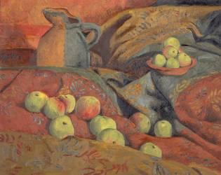 Pommes et cruche (Serusier Paul) - Muzeo.com