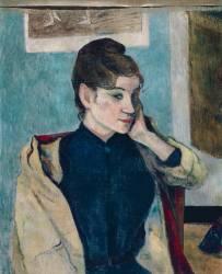 Portrait de Madeleine Bernard (Gauguin Paul) - Muzeo.com