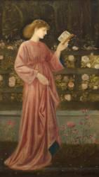 Princesse Sabra ou La Fille du Roi (Burne-Jones Edward) - Muzeo.com