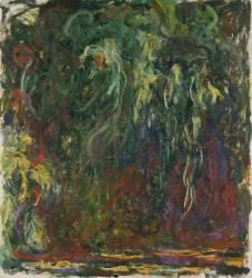 Saule pleureur (Monet Claude) - Muzeo.com