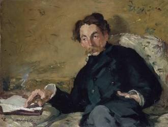 Stéphane Mallarmé (Manet Edouard) - Muzeo.com