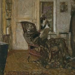 Thadée Natanson (1868-1951), journaliste et critique (Vuillard Edouard) - Muzeo.com