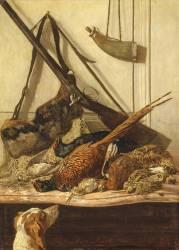 Trophée de chasse (Monet Claude) - Muzeo.com
