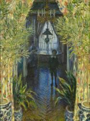 A Corner of the Apartment (Claude Monet) - Muzeo.com