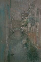 Venice (Whistler James Abbott McNeill) - Muzeo.com