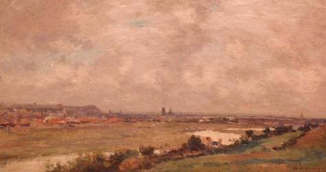 Vue de Dieppe (Lebourg Albert) - Muzeo.com