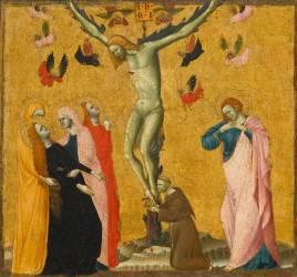 Crucifixion (anonyme) - Muzeo.com