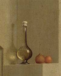 Détail de L'Annonciation (Rogier van der Weyden) - Muzeo.com