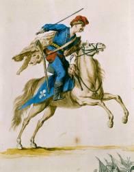 Cavalerie légère : hussarts (Delaistre Jacques-Antoine) - Muzeo.com