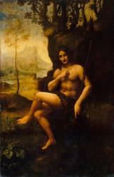 Bacchus (Léonard de Vinci) - Muzeo.com