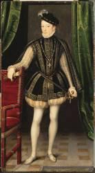 Charles IX, roi de France (Clouet François (atelier de)) - Muzeo.com