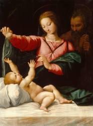 La Madonne de Lorette (Raphaël) - Muzeo.com