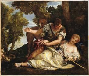 La Mort de Procris (Véronèse Paul) - Muzeo.com