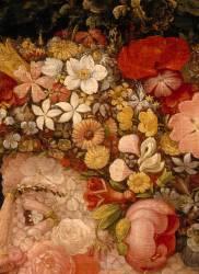 Le Printemps (Arcimboldo Giuseppe) - Muzeo.com