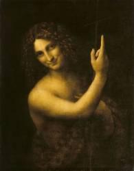 Saint Jean-Baptiste (De Vinci Léonard) - Muzeo.com