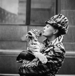 TIGER LADY (anonyme) - Muzeo.com
