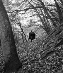 Amoureux en vallée de chevreuse - Baux de Cernay - 1978 (Bloncourt Gérald) - Muzeo.com