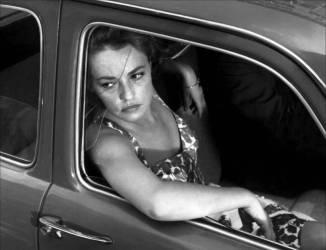 Jeanne Moreau / La Notte 1961 directed by Michelangelo Antonioni (anonyme) - Muzeo.com