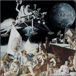 Moonhorse (Erró (dit), Gudmundsson...) - Muzeo.com