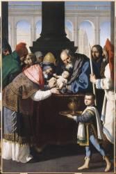 Circumcision (Francisco de Zurbaran) - Muzeo.com
