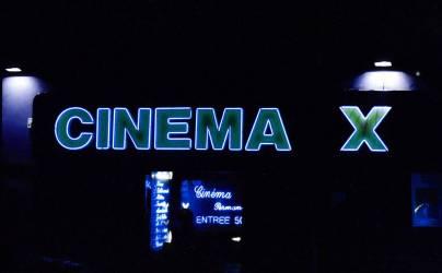 cinéma x (Elberg Sandrine) - Muzeo.com