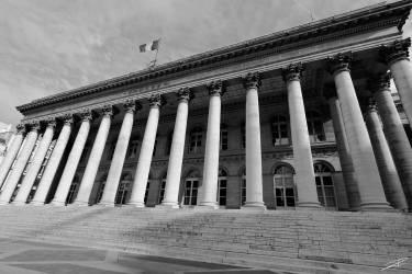 La Bourse de Paris (Jérome Prince) - Muzeo.com