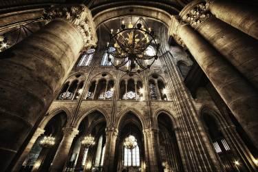 Intérieur d'une église (Scott Stulberg) - Muzeo.com