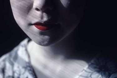 Young Geisha (Kasmauski Karen) - Muzeo.com