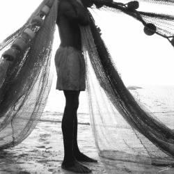Le pêcheur sans tête (Jérome Prince) - Muzeo.com