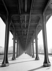 Bir hakeim Bridge in Paris (Jerome) - Muzeo.com