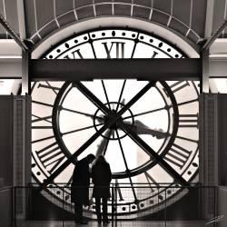 Orsay Horloge inconnus (Jérome Prince) - Muzeo.com