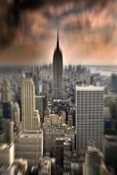 USA, New York City, Manhattan, Empire State Building (anonyme) - Muzeo.com