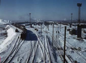 Belt Railway in Chicago (Delano Jack) - Muzeo.com