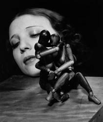Lydia et mannequins (Man Ray) - Muzeo.com